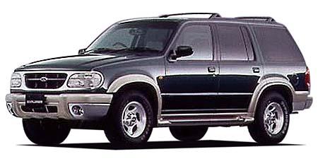 フォード エクスプローラー エディーバウアー (1998年4月モデル)