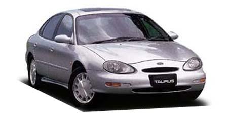 フォード トーラス セダンLX (1996年2月モデル)