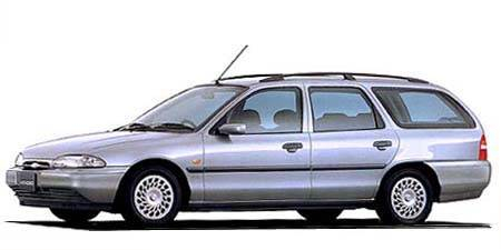 ヨーロッパフォード モンデオ ワゴンGHIA (1994年6月モデル)