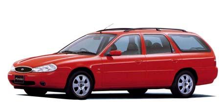 ヨーロッパフォード モンデオ ワゴンLX (1996年11月モデル)