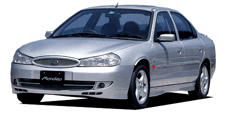 ヨーロッパフォード モンデオ セダンGHIA (1998年3月モデル)