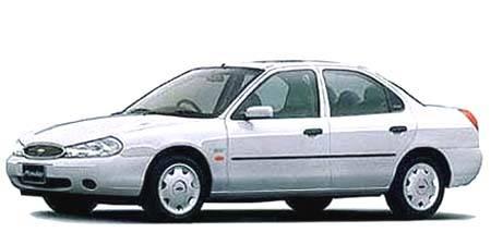 ヨーロッパフォード モンデオ セダンGLX (1999年3月モデル)