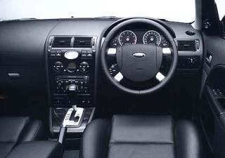 ヨーロッパフォード モンデオ モンデオワゴンV6 GHIA (2003年2月モデル)