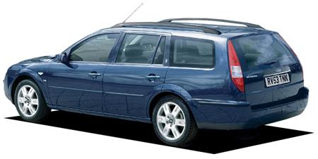 ヨーロッパフォード モンデオ モンデオワゴンGLX (2004年5月モデル)