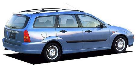 ヨーロッパフォード フォーカス フォーカスワゴン2000GHIA (2000年10月モデル)
