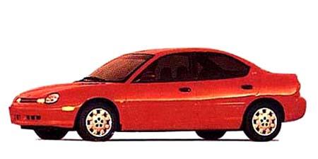 クライスラー クライスラー・ネオン LX (1996年6月モデル)