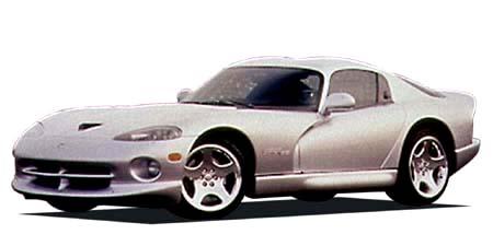 クライスラー クライスラー・バイパー GTSクーペ (1999年10月モデル)