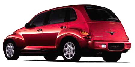 クライスラー クライスラー・PTクルーザー クラシック (2002年1月モデル)