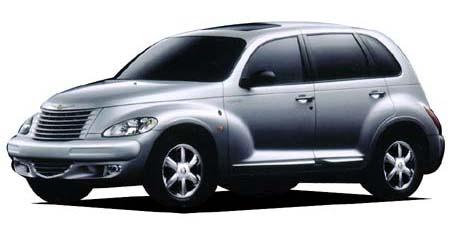 クライスラー クライスラー・PTクルーザー リミテッド (2002年10月モデル)