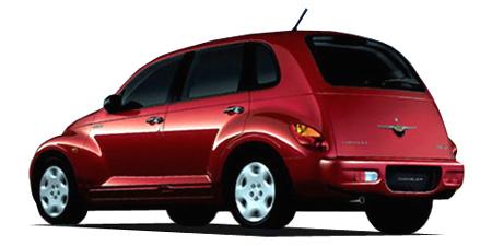 クライスラー クライスラー・PTクルーザー クラシック (2003年10月モデル)