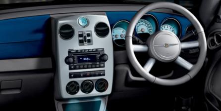 クライスラー クライスラー・PTクルーザー リミテッド (2008年1月モデル)