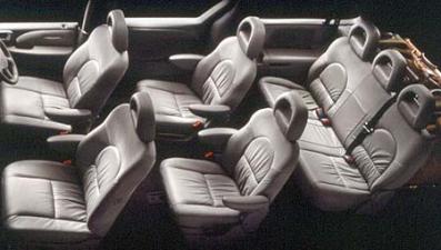 クライスラー クライスラー・グランドボイジャー リミテッドAWD (2003年1月モデル)