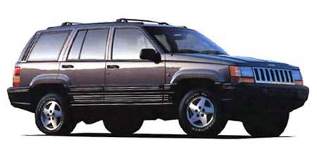 クライスラー・ジープ ジープ・グランドチェロキー リミテッド (1993年1月モデル)