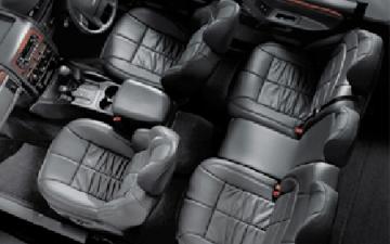 クライスラー・ジープ ジープ・グランドチェロキー リミテッド (2003年6月モデル)