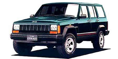 クライスラー・ジープ ジープ・チェロキー スポーツ (1994年10月モデル)