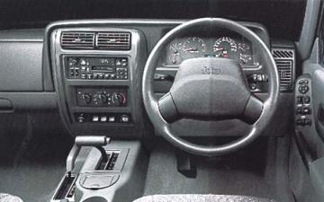 クライスラー・ジープ ジープ・チェロキー リミテッド (2000年1月モデル)