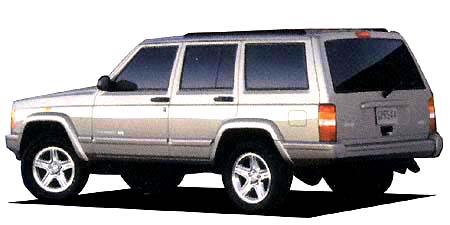 クライスラー・ジープ ジープ・チェロキー スポーツ (2000年11月モデル)