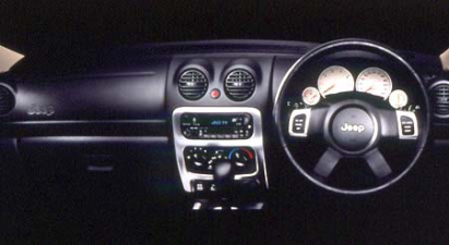 クライスラー・ジープ ジープ・チェロキー スポーツ (2003年1月モデル)