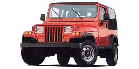 クライスラー・ジープ ジープ・ラングラー カスタム ソフトトップ (1995年1月モデル)