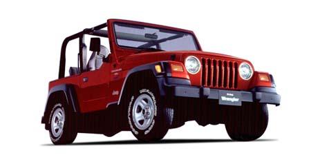 クライスラー・ジープ ジープ・ラングラー スポーツ ソフトトップ (1999年1月モデル)