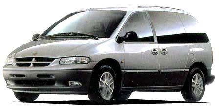 クライスラー クライスラー・ボイジャー LX (1998年2月モデル)