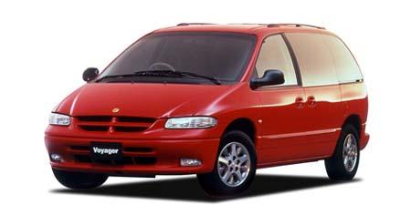 クライスラー クライスラー・ボイジャー LE (1999年3月モデル)