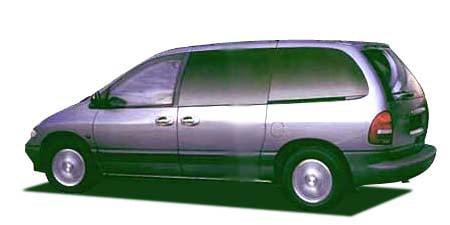 クライスラー クライスラー・ボイジャー LE AWD 本革シート (1999年12月モデル)