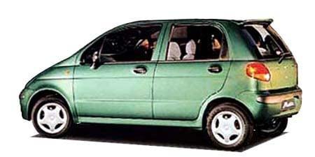 大宇 マティス M-II (2000年10月モデル)