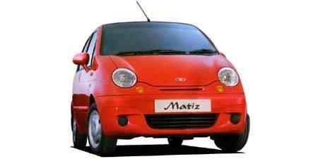 大宇 マティス AG (2002年2月モデル)