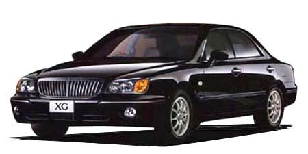 ヒュンダイ XG 300 (2001年5月モデル)