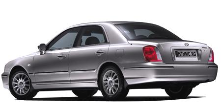 ヒュンダイ XG 250 (2004年3月モデル)