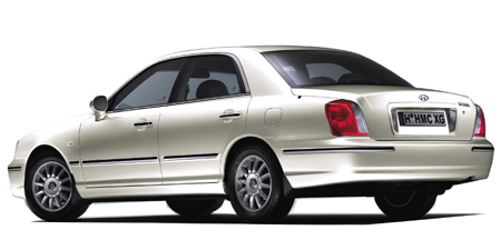 ヒュンダイ XG 300L (2004年9月モデル)