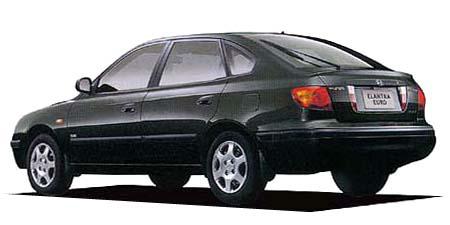 ヒュンダイ エラントラユーロ 2.0GLS (2002年4月モデル)