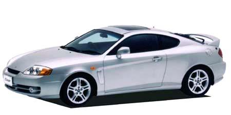 ヒュンダイ ヒュンダイクーペ FX V6 (2002年4月モデル)