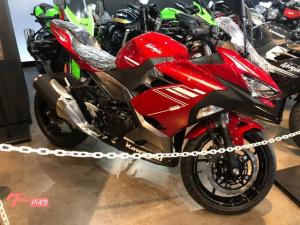 カワサキ/Ninja 250 ABS 2022年モデル 新色