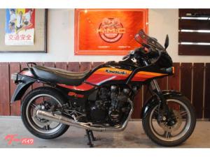 カワサキ/GPZ550 オリジナルコンデション