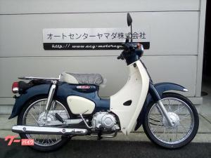 ホンダ/スーパーカブ110 アーベインブルーメタリック