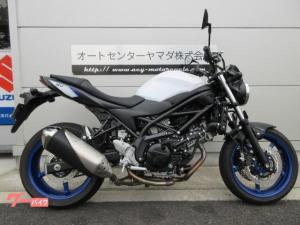 スズキ/SV650 2016年モデル