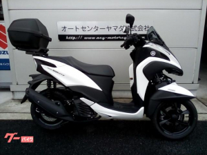 ヤマハ/トリシティ155 ABS リヤボックス付き ETC付き