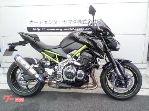 カワサキ/Z900 BEETサイレンサー MRAスクリーン
