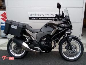 カワサキ/VERSYSーX 250 ツアラー ABS PIAA製フォグランプ付き