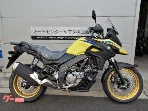 スズキ/V-ストローム650XT ABS 2021年モデル