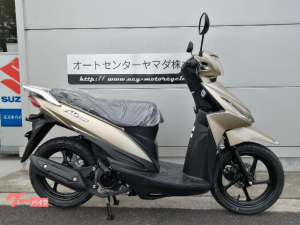 スズキ/アドレス110 2022年モデル スペシャルエディション