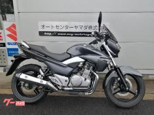 スズキ/GSR250 グリップヒーター付き