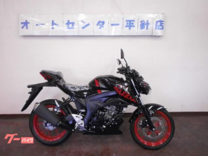 スズキ/GSX-S125 2020年モデル
