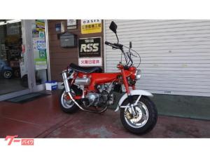 ホンダ/DAX70 12Vモンキーエンジン マフラー