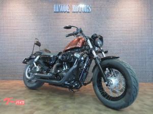 HARLEY-DAVIDSON/XL1200X フォーティエイト・オーリンズリアサス・オレンジフレークカラー
