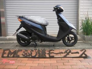 スズキ/アドレスV50 排ガス対応モデル