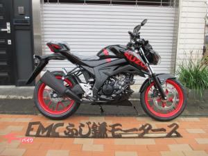 スズキ/GSX-S125 ABS2020
