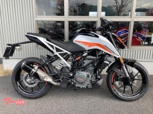 KTM/390デューク 2021年モデル